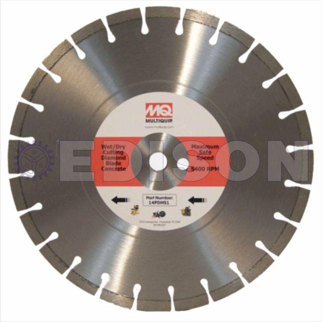 Imagen de Disco 14PDHS1 14 X.125 X 1 GP SEG PREM
