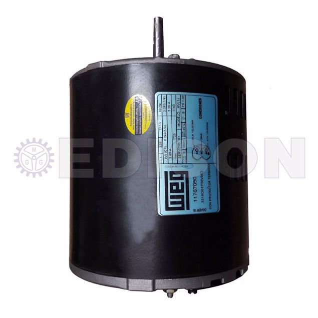 Imagen de Motor WEG  1/2 HP, 120 V