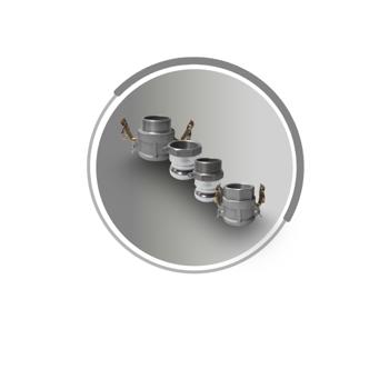 Imagen de categoría Conexiones de aluminio