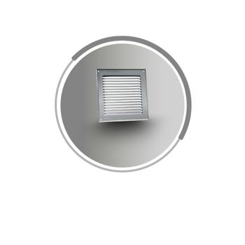 Imagen de categoría Rejillas de aluminio