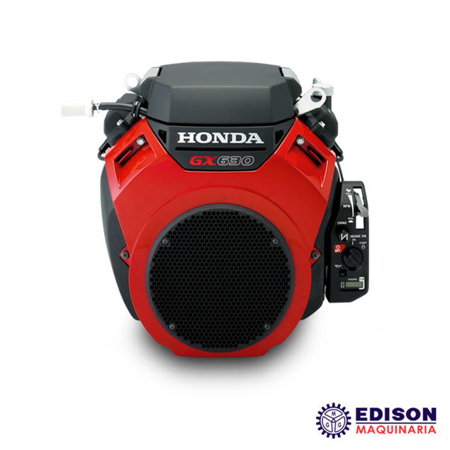 Imagen de Motor HONDA 20HP GX630RH QZE STD A/E