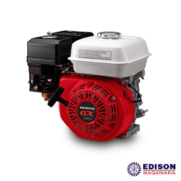 Imagen de Motor HONDA 5.5HP GX160UT2 HX2  3/4 RED