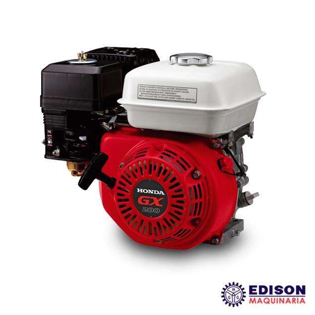 """Imagen de Motor HONDA 5.5HP GX200H2 QX 3/4"""" STD"""