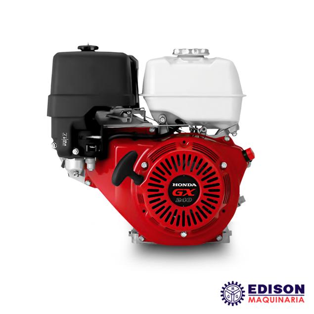 """Imagen de Motor HONDA 8HP GX240T2  HX 1.0"""" RED"""