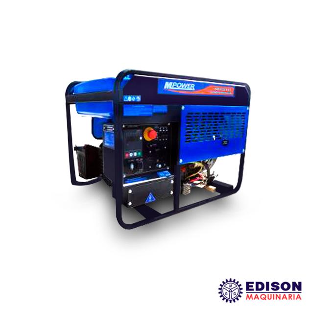 Imagen de Generador Diesel MPOWER KDE12000EA3 - 12000W